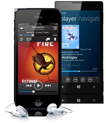 Rakutan OverDrive Free Audiobooks Audiobooks, Audio