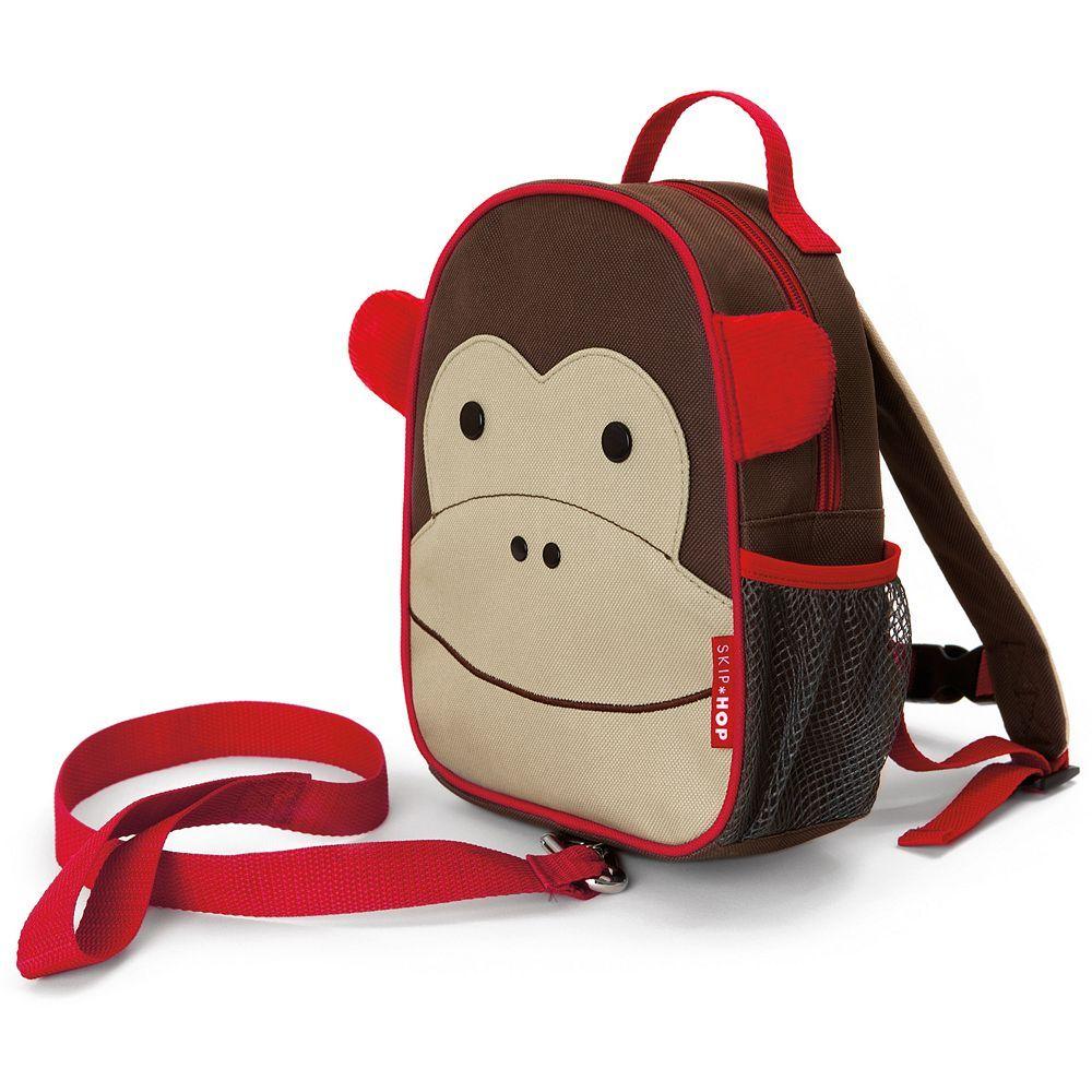 Skip Hop Zoo-let Toddler Child Backpack Butterfly Daysack Bag With Reins