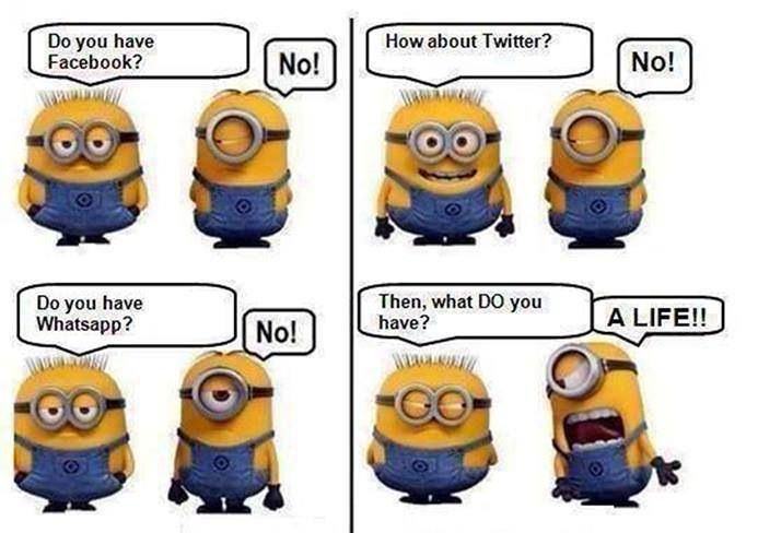 Lol I M The One On The Right I Only Have Pinterest Xd Minions Funny Funny Minion Quotes Funny Minion Memes