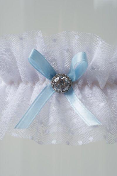 """Wedding Garter """"Carrie"""" 3"""
