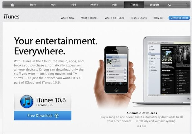 Why Is iTunes Trying To Be Like Zune? | Tech & Gadgets | Ipad, Tech