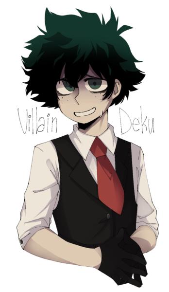 Villain Deku Tumblr Villain Deku My Hero Academia Manga Hero