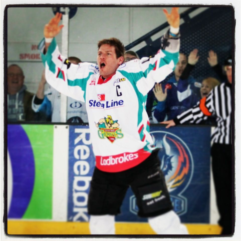 Thanks To A Game Winning Goal From Captain Adam Keefe The Belfast