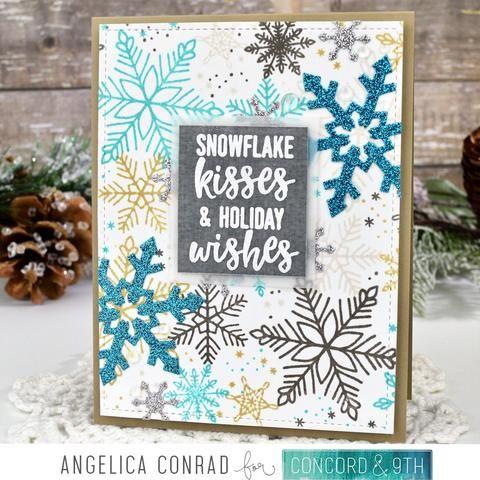 Concord & 9th Snowflakes Turnabout에 대한 이미지 검색결과