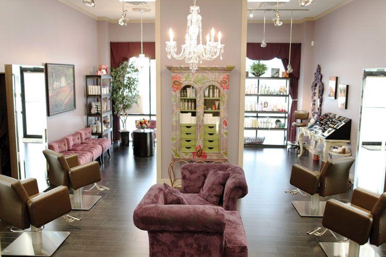 Salon Of Distinction Strands Studio For Hair Hair Salon Decor Home Salon Hair Salon Interior
