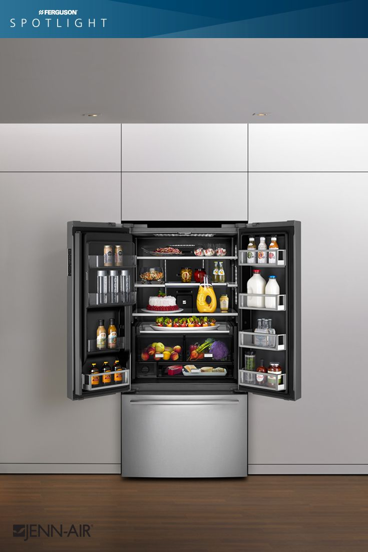 Jenn-Air Counter-Depth French Door Refrigerator | Ideas for the ...