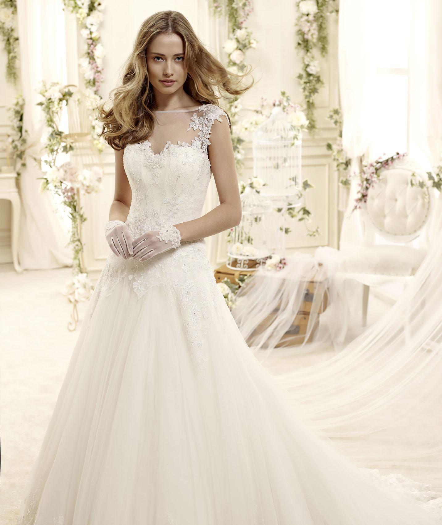 988b6261872d Wedding Dress Colet Edith COAB15257IV 2015 Bridal 2015, Casual Wedding,  Elegant Wedding Dress,