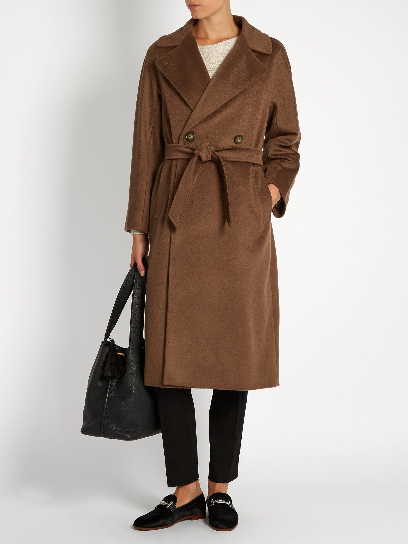 5e8b48e5f67ea Enza coat | Weekend Max Mara | MATCHESFASHION.COM | Fashion & Skin ...