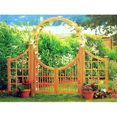 Garden Arbors | Lawn & Garden | Wayfair.ca