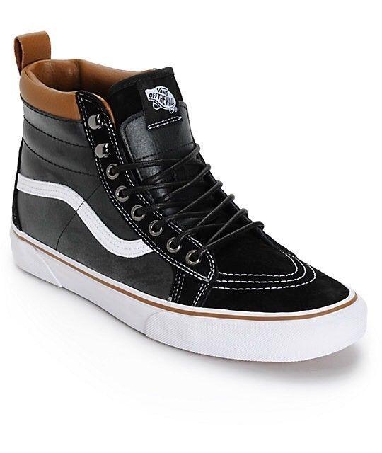 01c360d8bf vans sk8 hi mte Mens 8 Womens 9.5  fashion  clothing  shoes  accessories   mensshoes  casualshoes (ebay link)