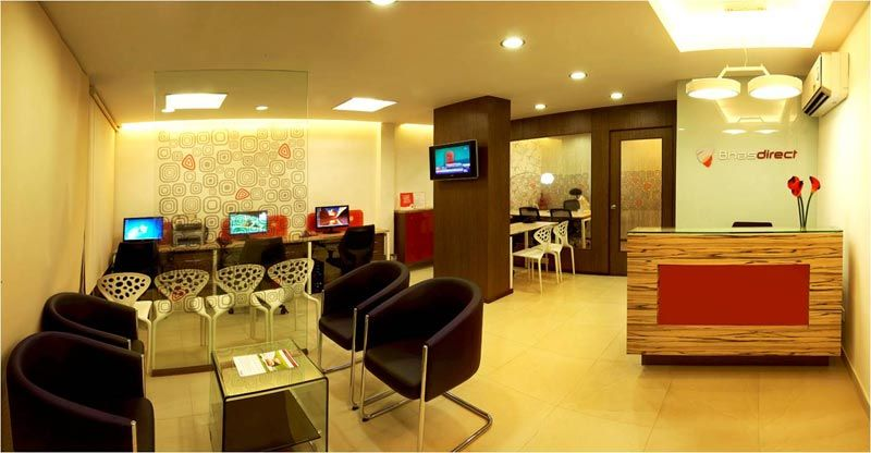 office interior concepts. bhas direct office interiors, hebbal, bangalore -savio and rupa interior concepts | t
