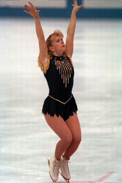 I always liked (and still do!) Tonya Harding's exciting and lively programs!