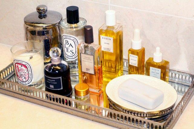 Bathroom of Vanessa Traina