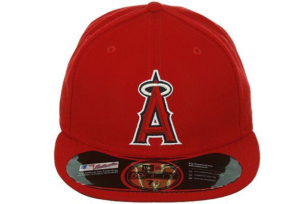 fd4ce83f8e159 New Era Authentic Los Angeles Angels  550. nuevas