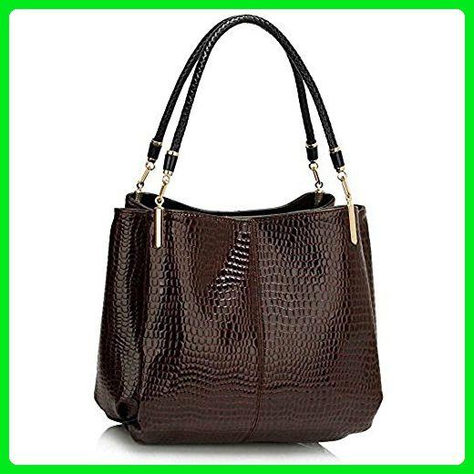 c4204aebcac Top Handle Shoulder Bag Shoulder Handbags Ladies Faux Leather ...