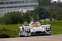 Porsche Looms Over Le Mans
