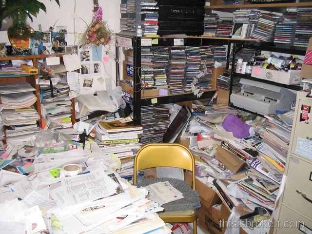 How Messy Is Your Office