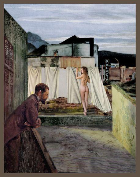 edward hopper the palace - 1946 Google Search  E. Hopper ?