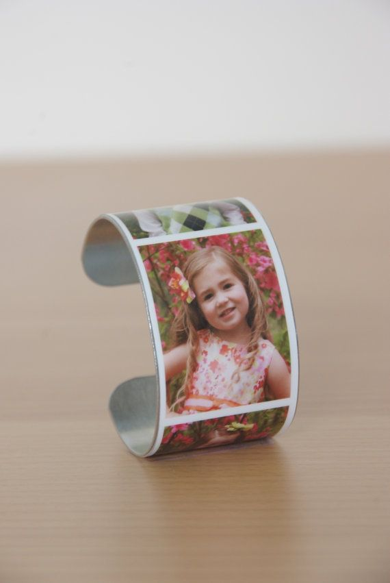 Custom Photo Bracelet by PicktureThat on Etsy, $24.00