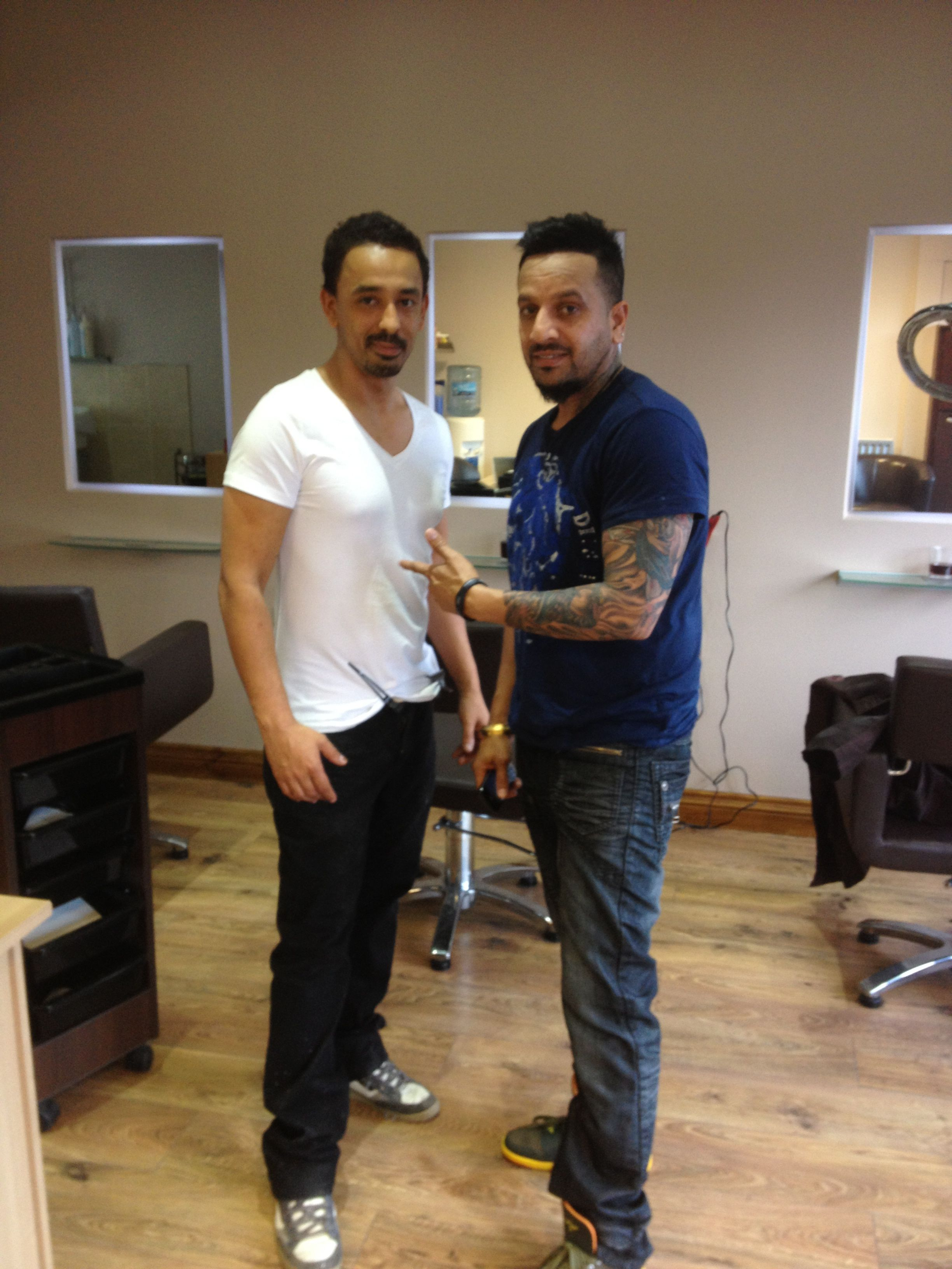 Another Fresh Trim For Jazzy B Gents Hairstyles By Matt Brown