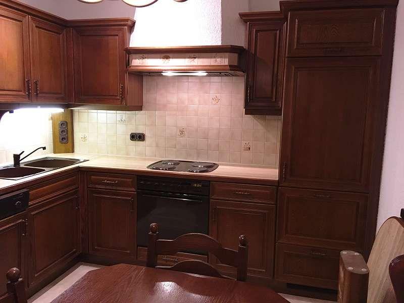 Rustikale alno küche im landhausstiel mit sitzecke und geräten abzugeben 4 845 119 angebote