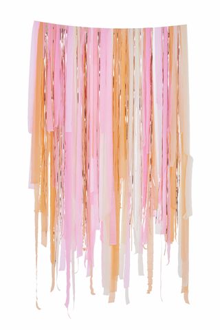 Blossom Streamer Backdrop Set