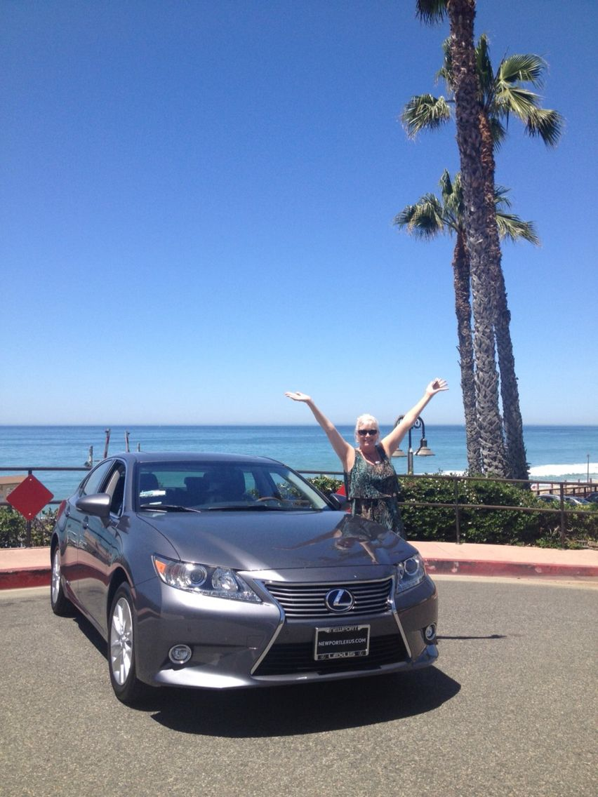 We have free Lexus earners from age 18-90!