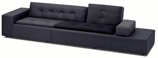 Vitra Polder Sofa Design By Hella Jongerius Interieur Meubilair