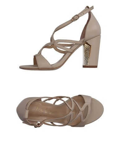 LOLA CRUZ Women's Sandals Beige 8 US