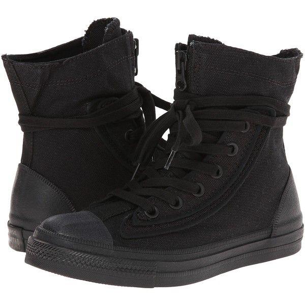 Converse Chuck Taylor All Star Combat Boot X-Hi Lace-up Boots ...
