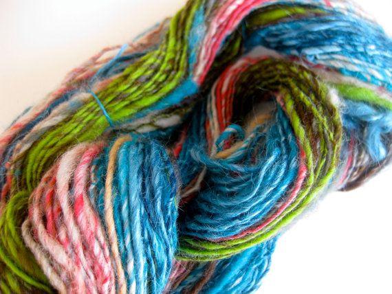 handspun yarn, Bermuda