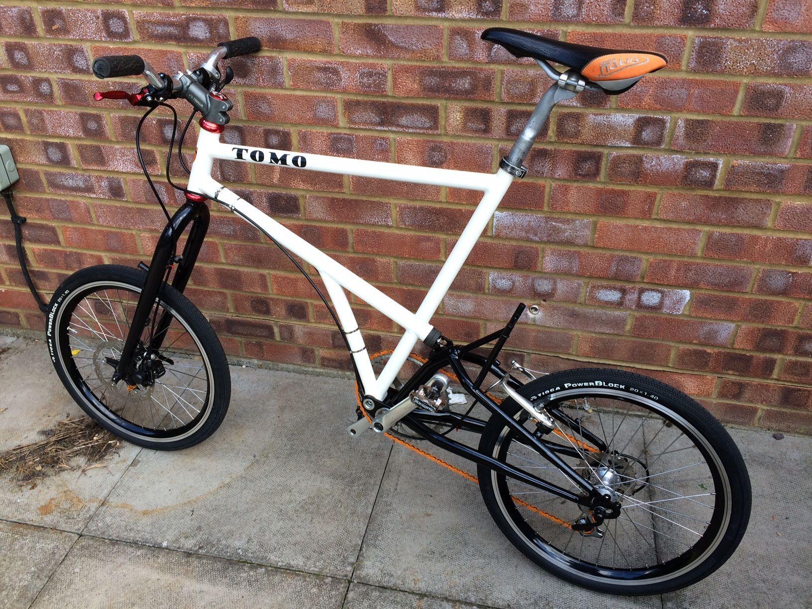 Tomo Bikes 20 Inch Wheel Folding Bike Speed Bike Bike Design