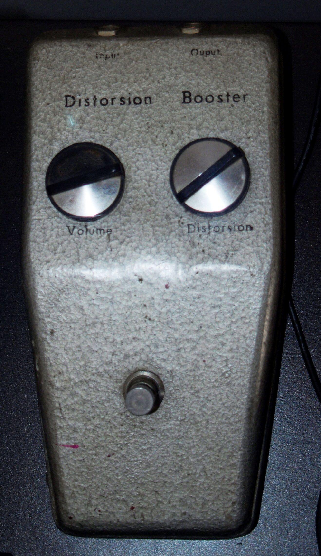 Distorsion - Booster