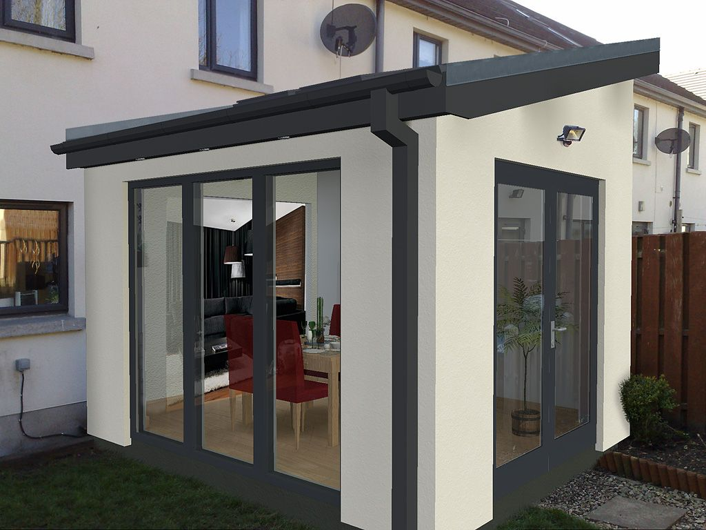 Designs for house extensions