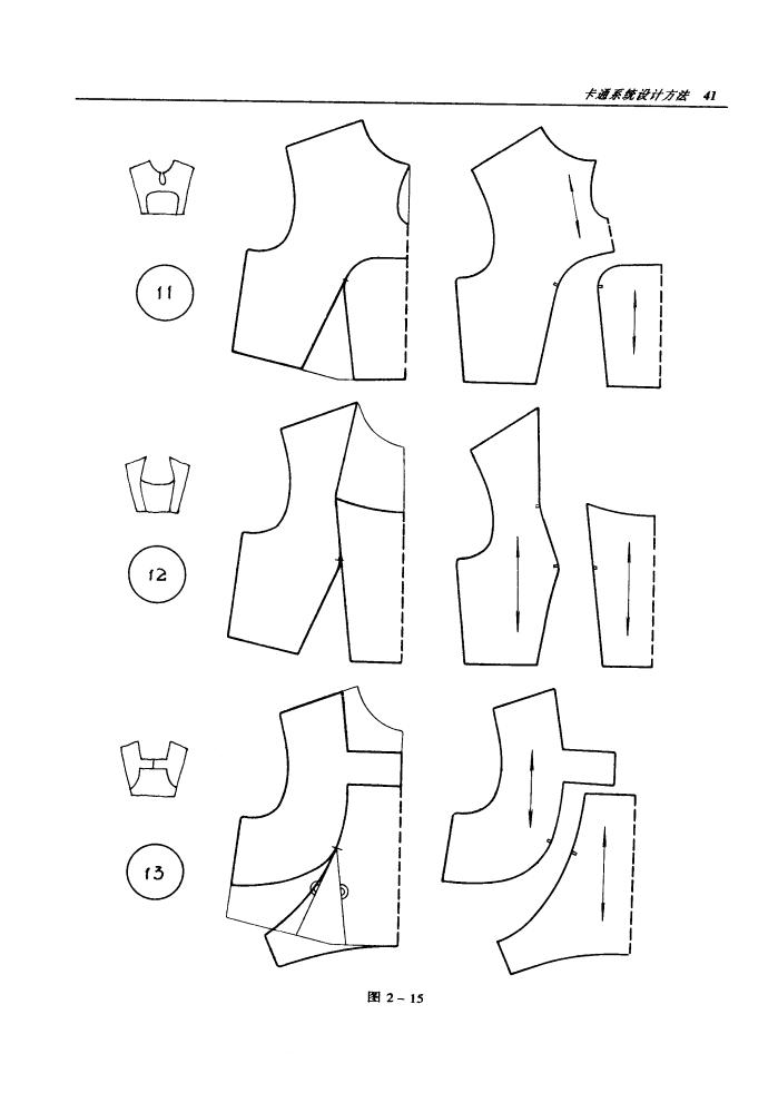 Traslado de pinzas | medidas de patrones | Pinterest | Sewing ...