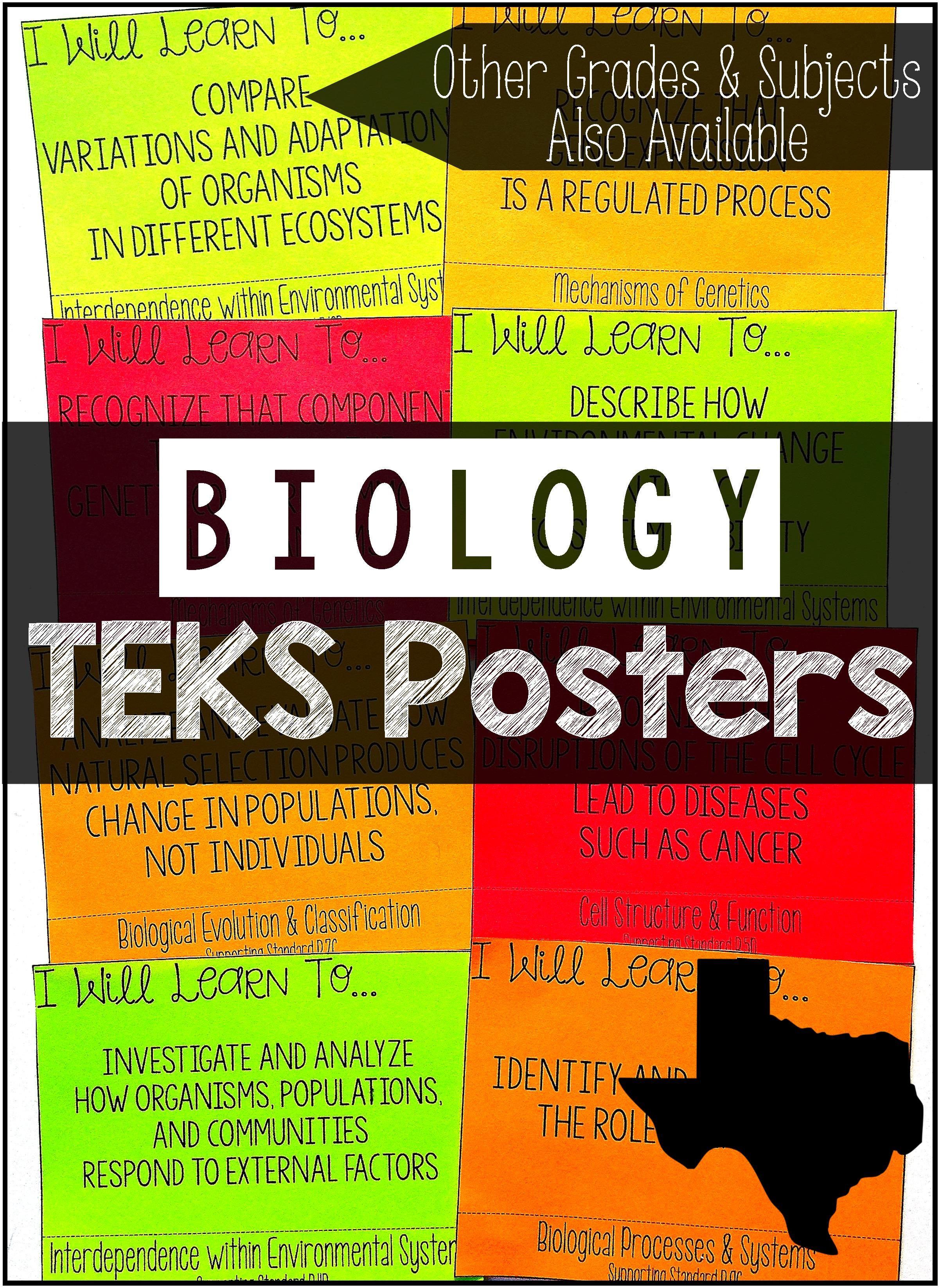 Biology Teks