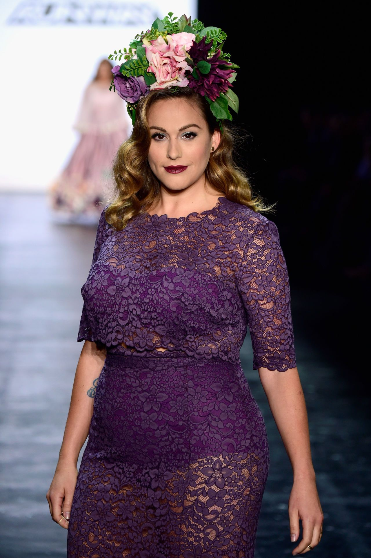 """project runway"""" debuts a plus-size collection for the first time"""