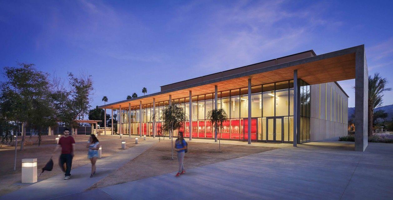 College of the Desert Athletics Complex Architecture
