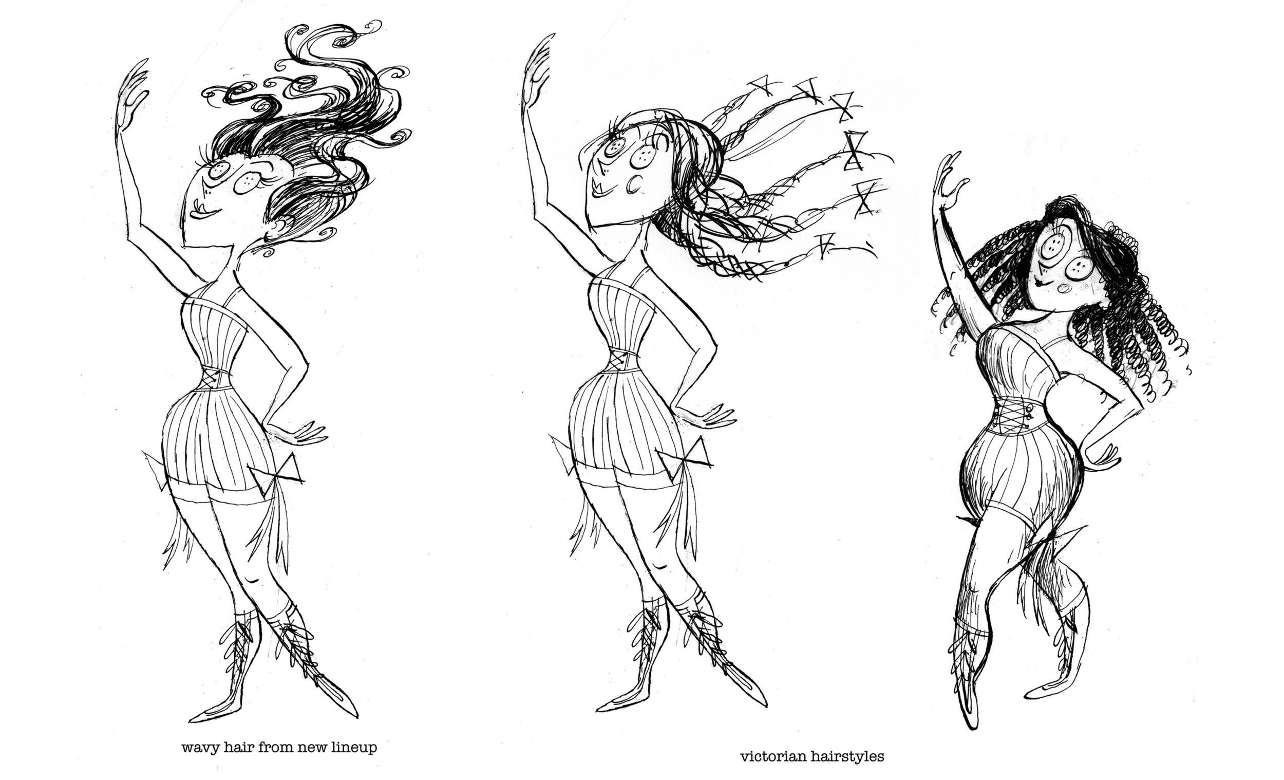 Coraline desenhos refaz