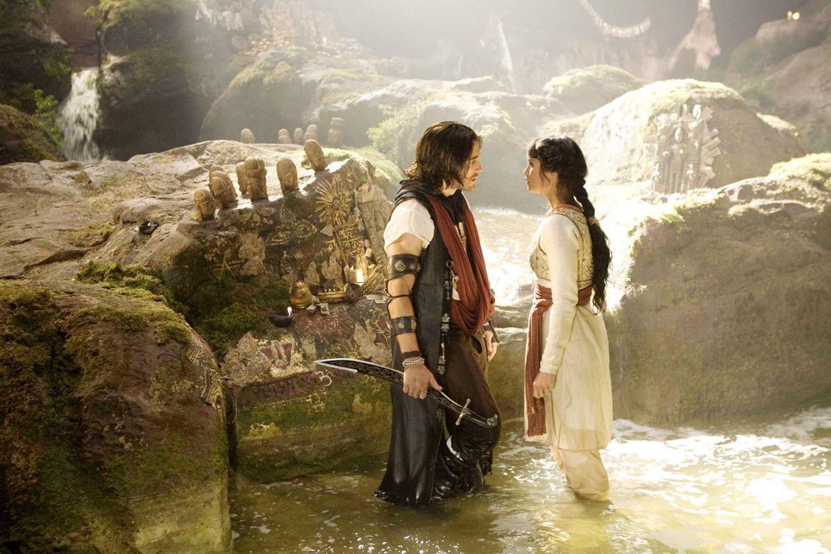 Prince Of Persia Tamina And Dastan Filmes