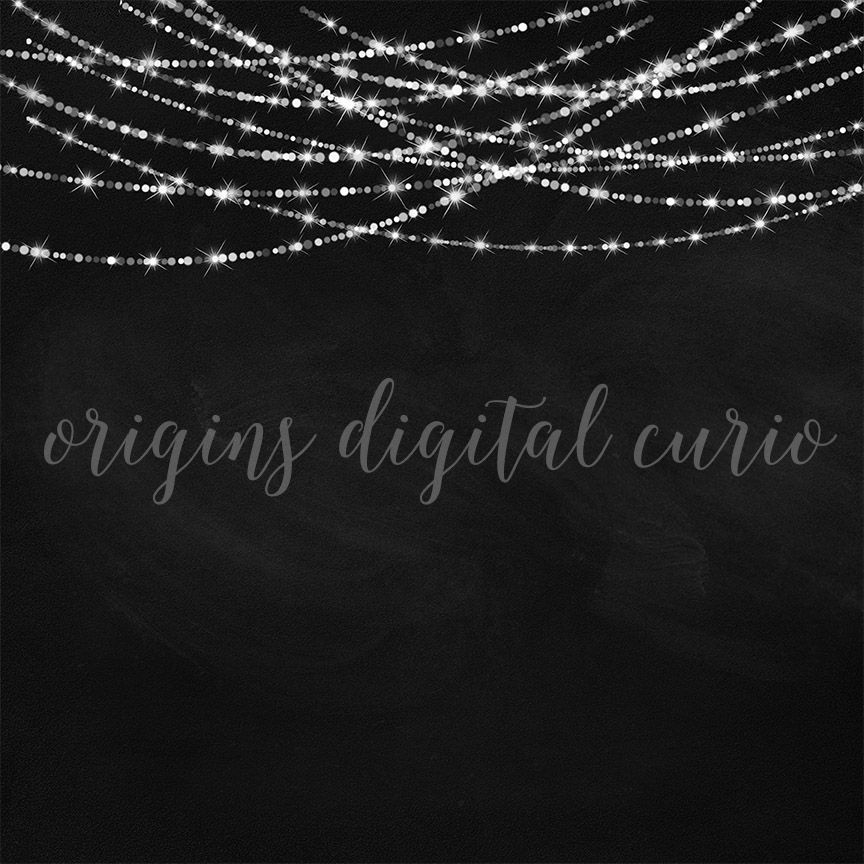 String Lights Clipart Interesting Bokeh String Lights Clipart  Bokeh Digital And Lights Design Decoration