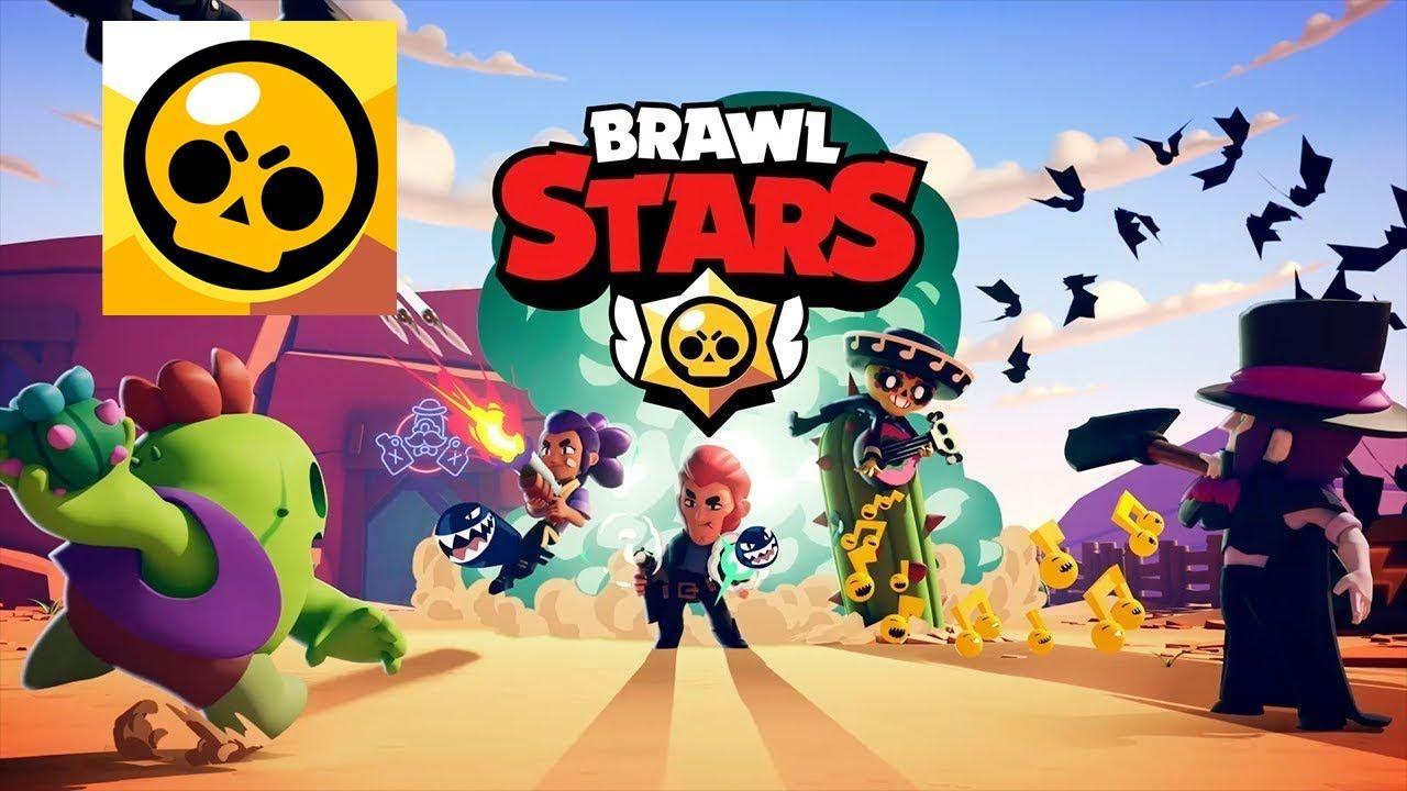 Brawl Stars Gameplay Walkthrough Gem Grab Star Player In 2020 Star Wallpaper Brawl Supercell