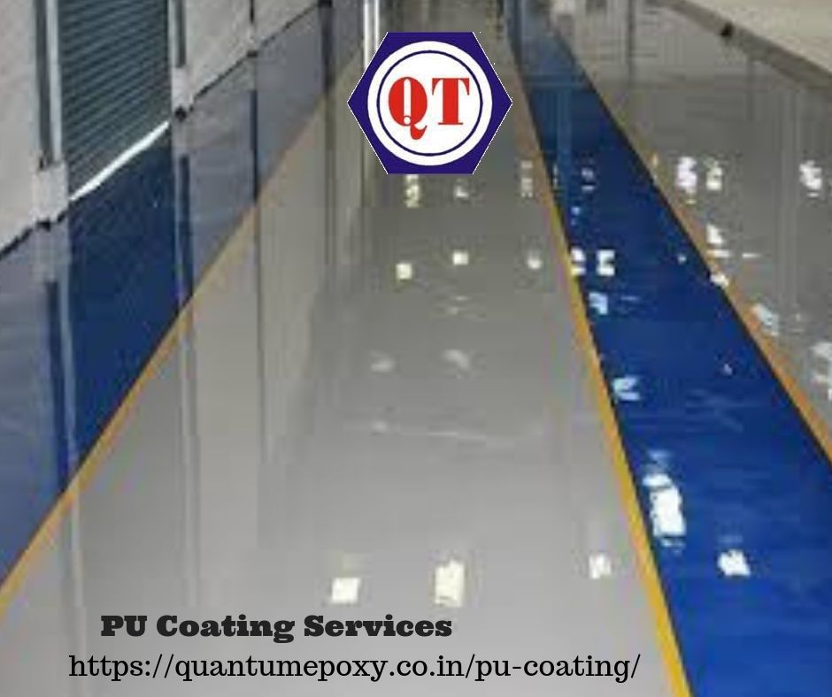 Quantum Technologies Is One Of The Best Leading Pu Coating Services Provider And Contractor In India Get Contact Details Of Contractor Technology Quantum Best