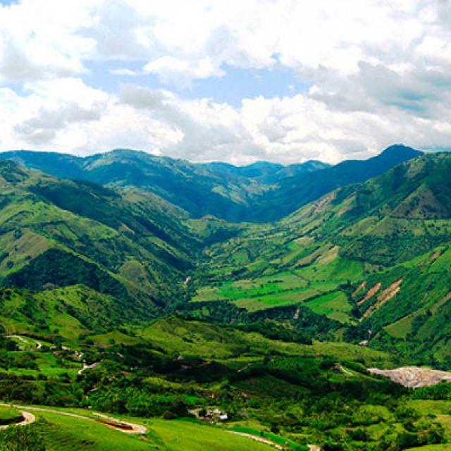 Colombian Mountains Colombia Fotos De Paisajes Hermosos Viajes