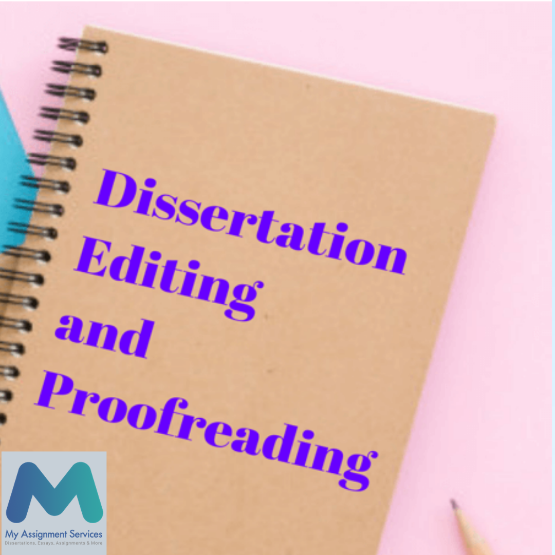 Dissertation proofreading service best