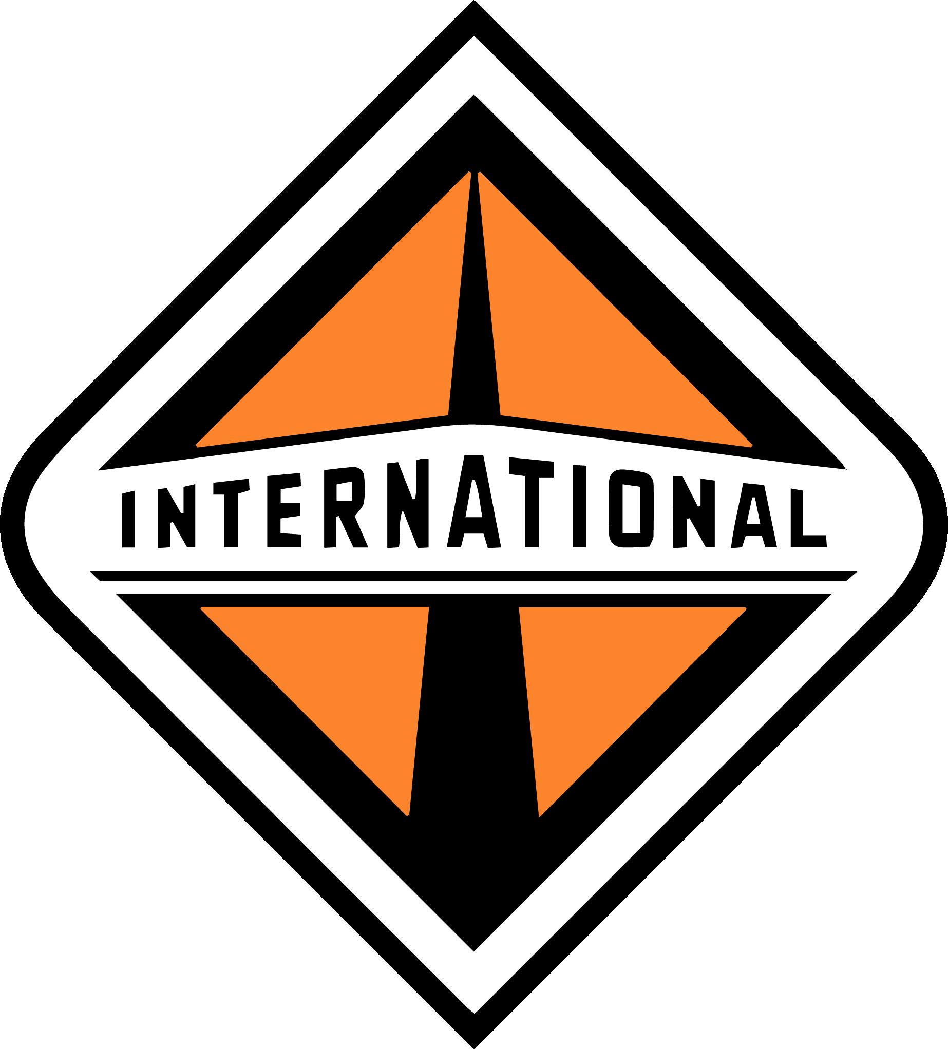 Wis International Logo 2 Png Transparent Download Camiones Grandes Camiones International Camiones