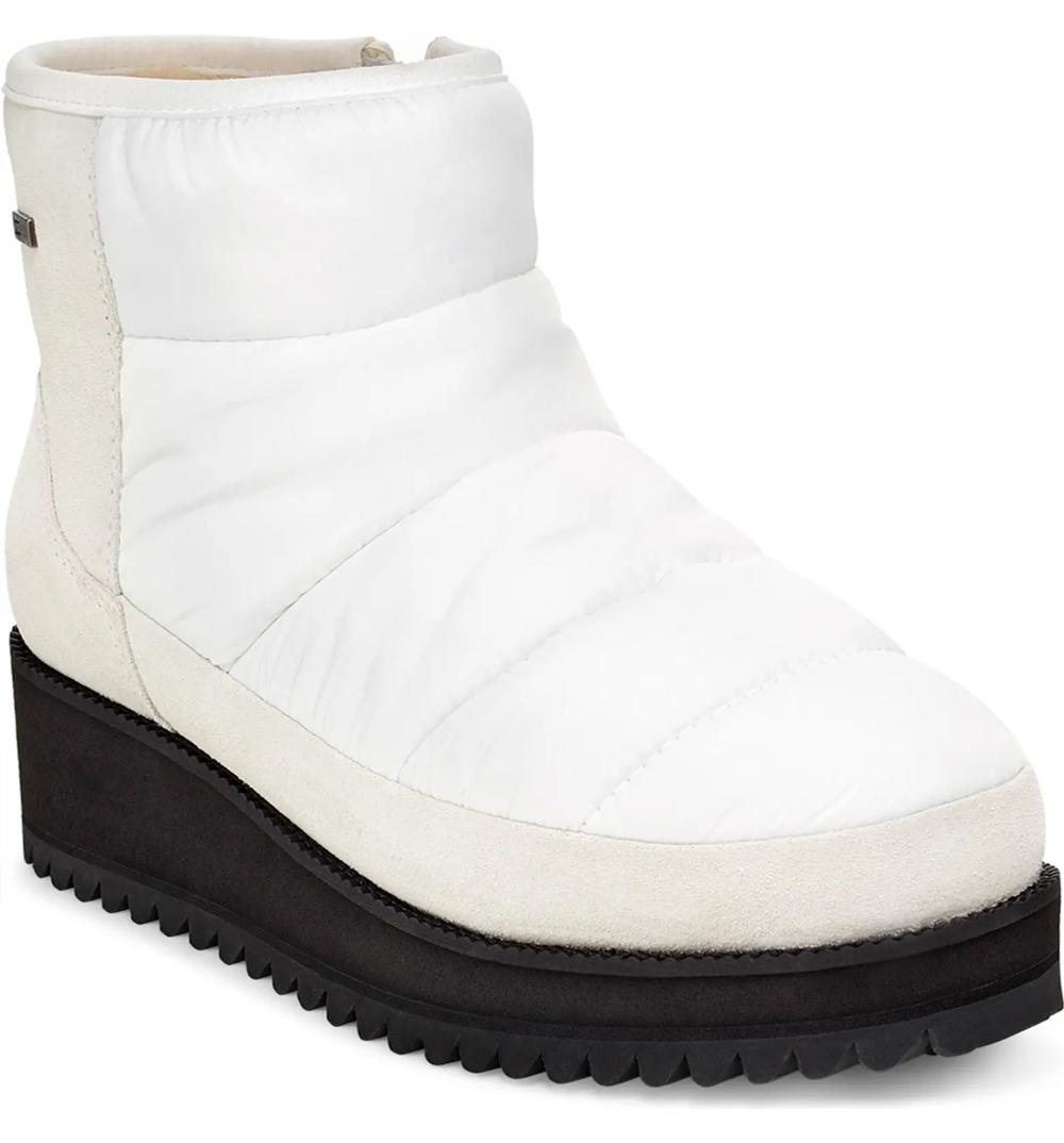 Ugg Ridge Mini Waterproof Insulated Winter Boot Women Nordstrom Winter Boots Women Winter Boot Boots [ 1074 x 1000 Pixel ]