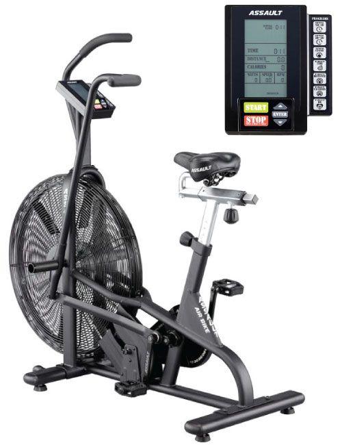 Assault Air Bike Biking Workout Cycling Workout No Equipment