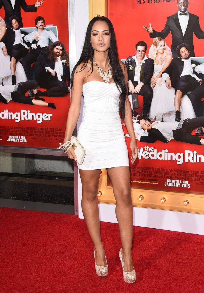 Tristin Mays Photos Photos Premiere Of Screen Gems The Wedding