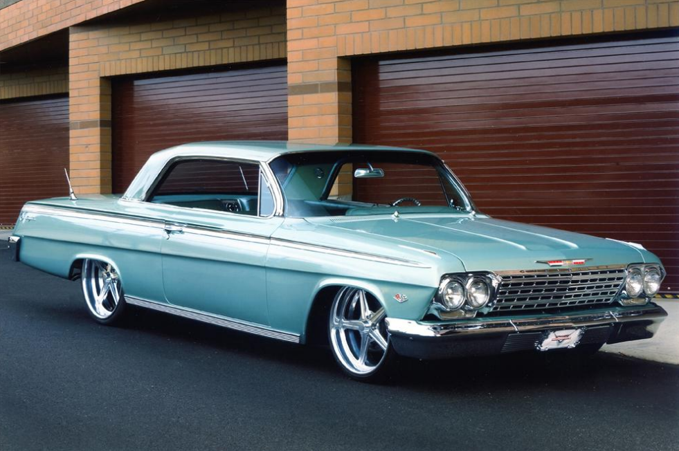 '62 Impala I remember well